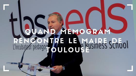 maire de toulouse Pierre Becker