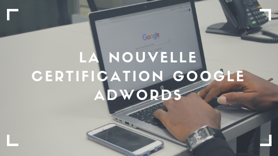 certification google ads pierre becker
