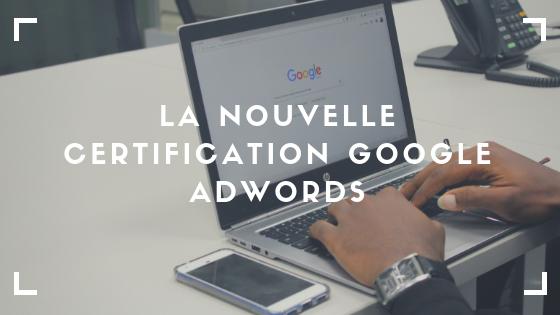 certification google ads pierre becker